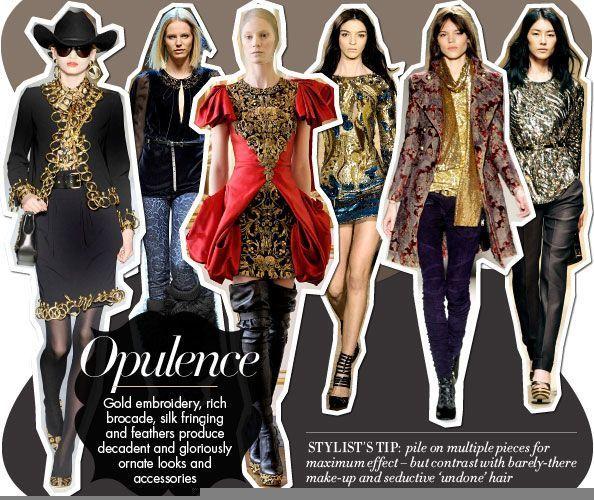 Модные тенденции 2011