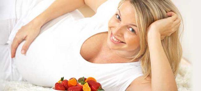 Белковая диета при беременности