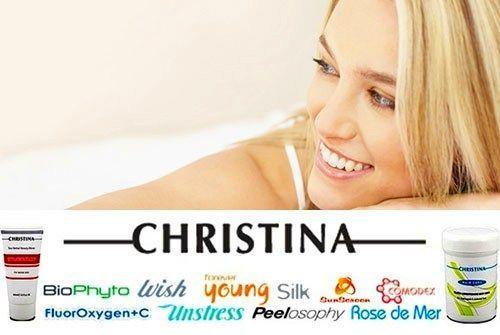 Christina Kozmetika za lice