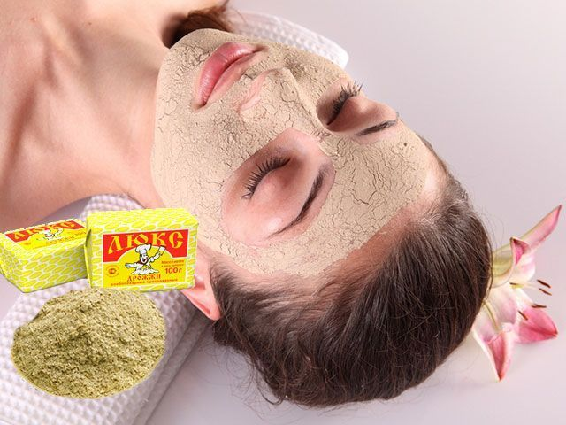 Pomlajevalna maska iz kvasa v domu