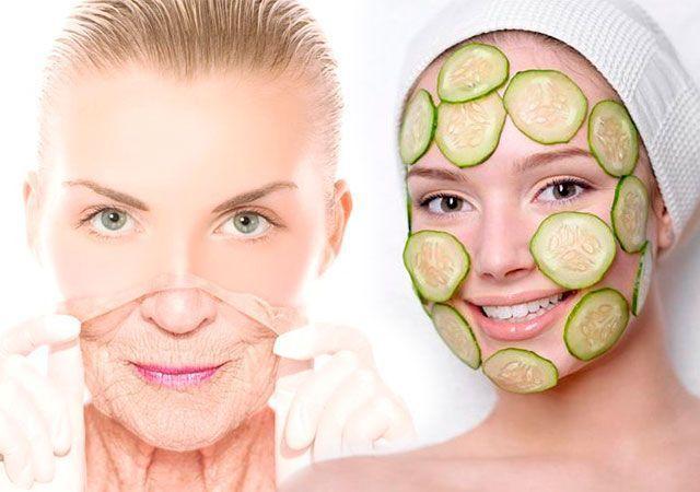 Omlazující obličejové masky, neuvěřitelný účinek v domácnosti