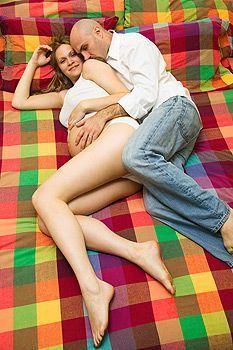беременный мужчина
