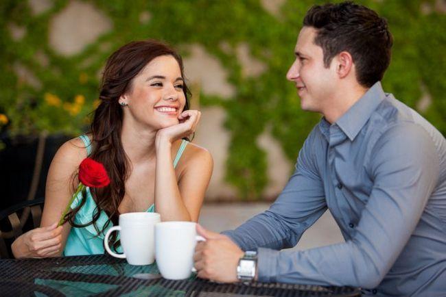 Первое свидание