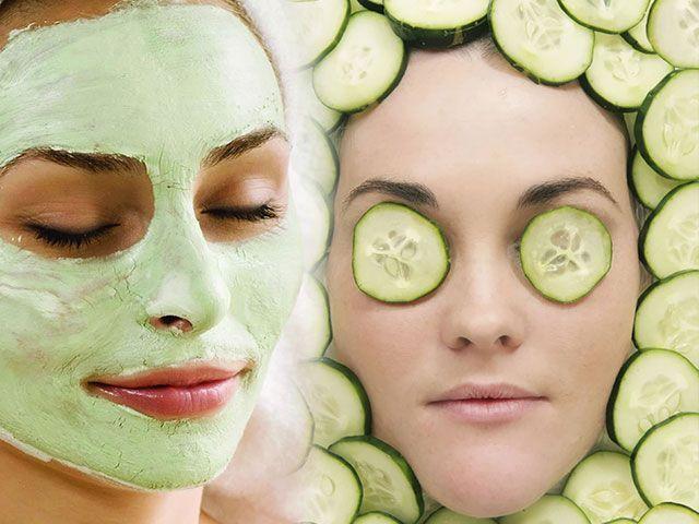 Vyživující masku doma na obličej