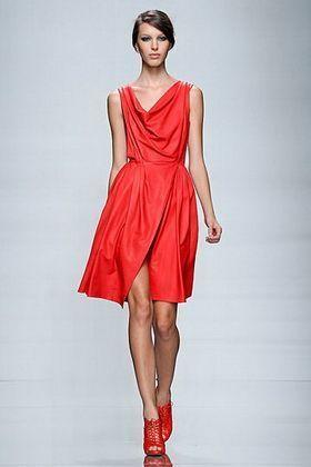 Платья 50-х годов