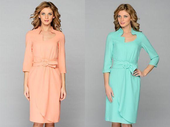 Koljeno duljine haljine