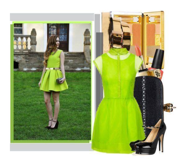 Šaty ve stylu mods