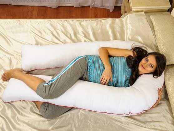 Подушка-обнимашка для беременных