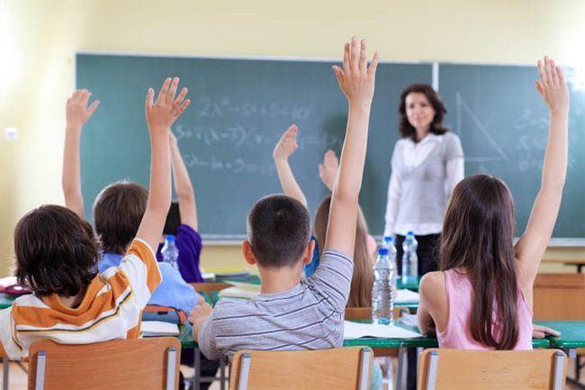 Правила поведения в школе (ученика, учащегося)