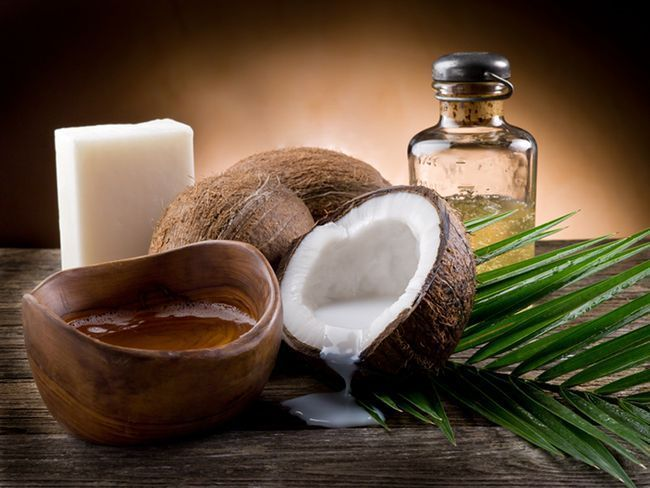Ценность кокосового масла