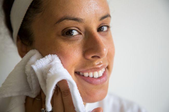 Эффект от применения масок