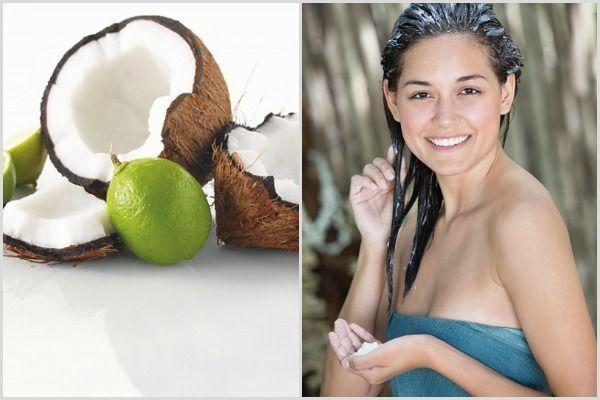 Рецепты масок из кокосового масла