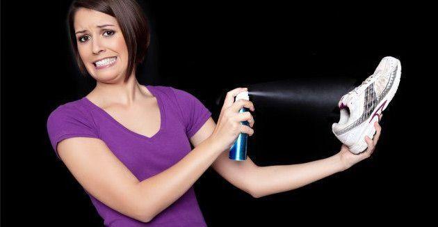 дезодоранты от запаха ног фото
