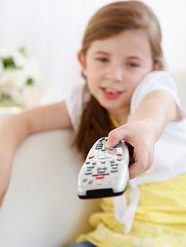 Dijete treba gledati TV!