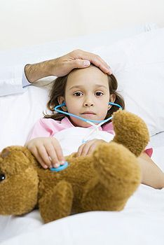 Ребенок заболел: что делать?