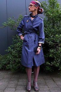 Iz onoga što nositi ženske plavi ogrtač