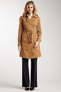 Iz onoga što nositi ženske dugi kaput