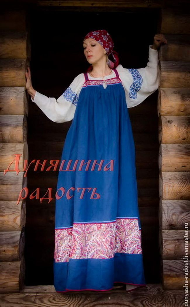 Ruski haljinu