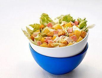 Самые вкусные салаты из курицы