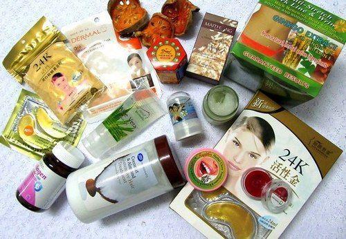 Tajlandski kože kozmetike