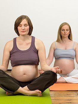 Спорт во время беременности: что можно, а что нельзя