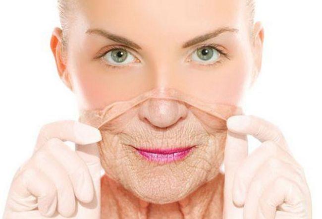 Старение кожи лица у женщин. Методы борьбы и основные причины