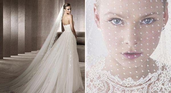 Свадебная фата: приметы. Фото с сайта white-ledy.ru