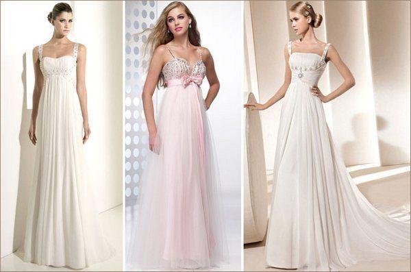 Выбираем свою модель платья в греческом стиле. Фото с сайта ladyfromrussia.com