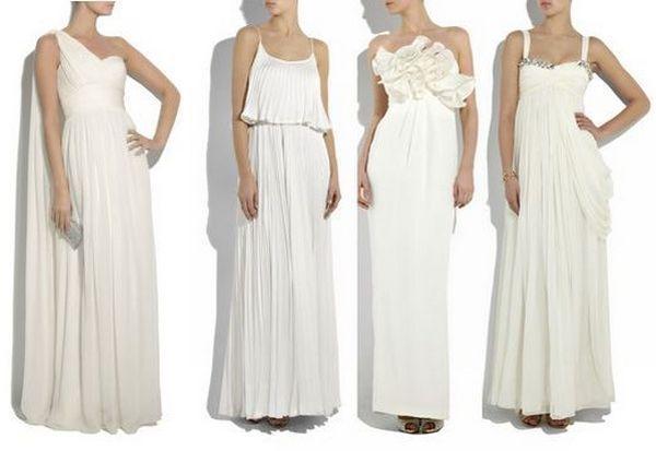 Разнообразное решение оформления верха платья. Фото с сайта m-oda.ru
