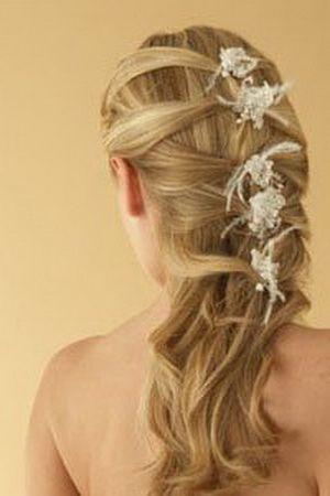 Vjenčanje frizure pletenice