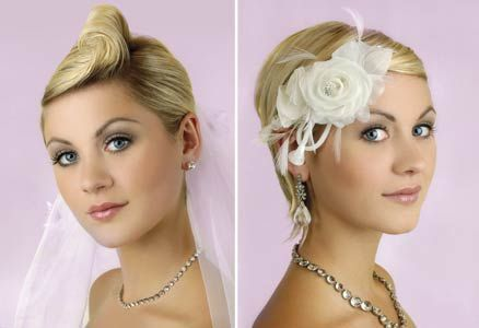 Свадебные прически на короткие волосы: 40 лучших вариантов