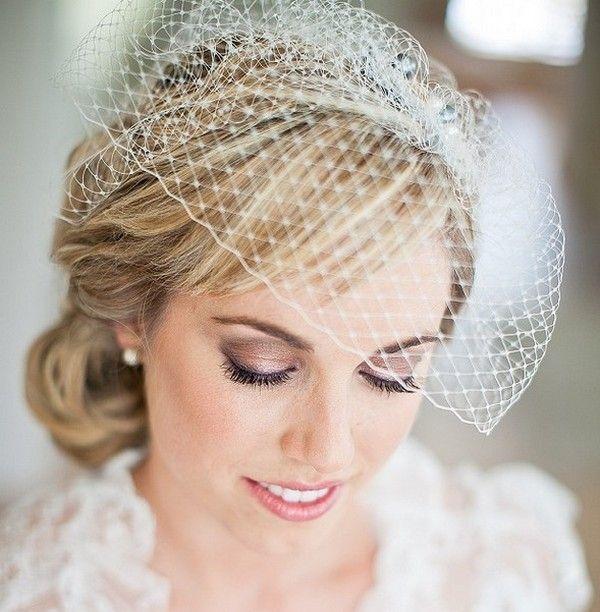 Какую свадебную прическу сделать на короткие волосы. Фото с сайта imgpixel.ru