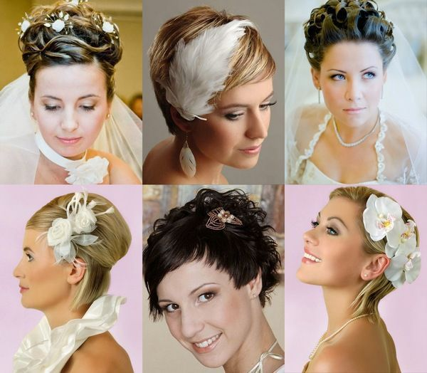 Свадебный стиль невесты. Фото с сайта berry-girl.ru