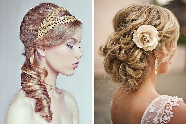 Vjenčanje frizura