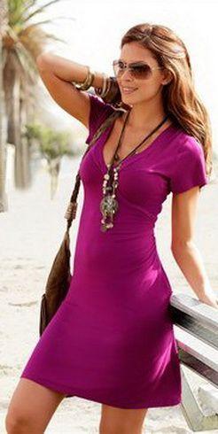 trikotzhnye haljine
