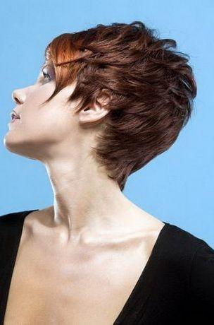 Укладки короткие волосы