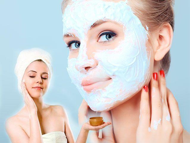 Hydratační masku doma obličeje