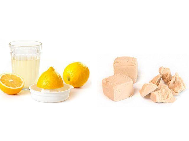 дрожжи-и-лимон