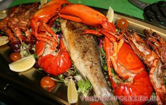 Употребление рыбы снижает риск развития сердечнососудистых заболеваний