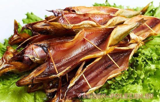 В шкуре копченой рыбы содержится основная доля канцерогенных веществ
