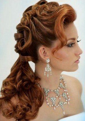 Обладательницы длинных волос могут позволить себе любую прическу. Фото с сайта 100nianhaohe.com