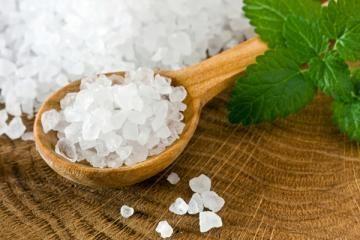 морская соль для ногтей