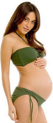 porodniški kopalke