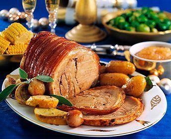 Pečene svinjetine: 4 najviše ukusnih recepata!