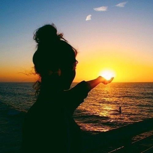 Море, солнце, закат ваш личный рецепт счастья