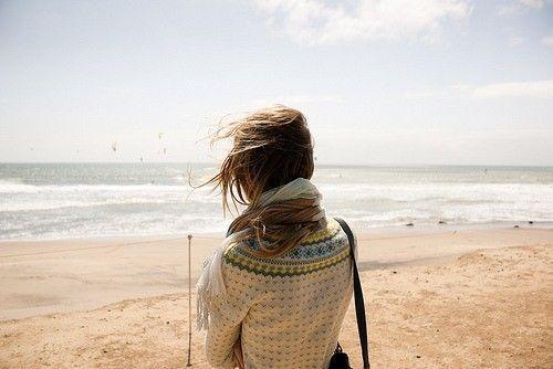 В ветреный день